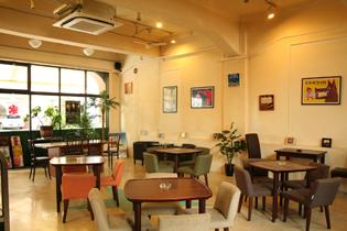 Slow cafe メリヤス会館