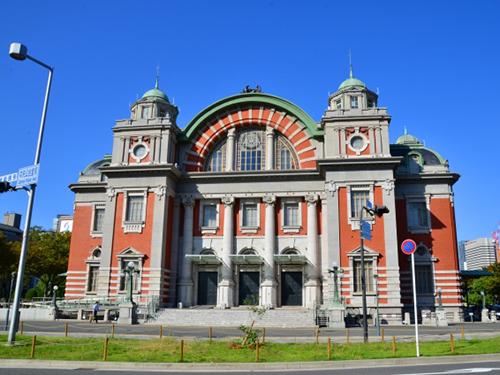 大阪市立中央公会堂