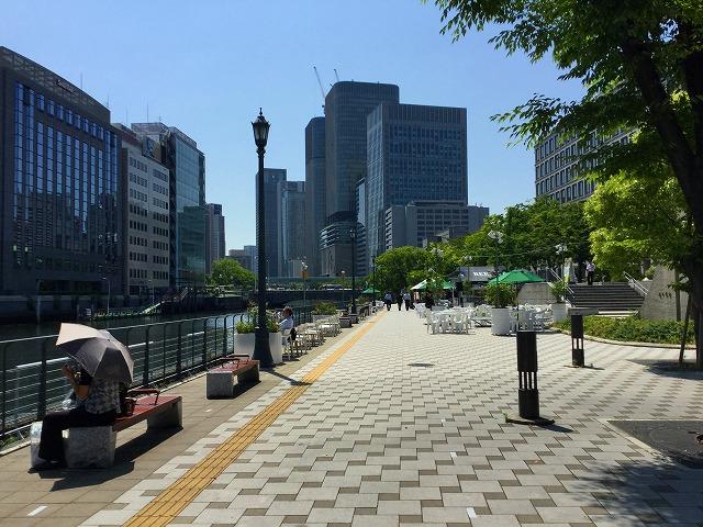 期間限定!大阪市役所前に「中之島オープンテラス」登場