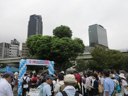 水都大阪フェス2016 大阪シティウォーク2016