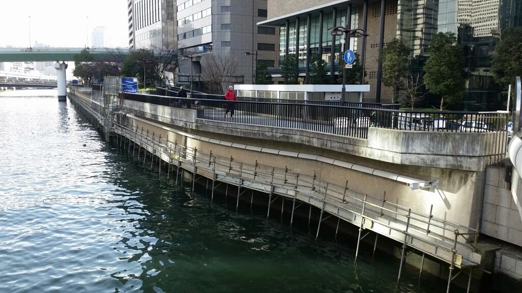 こんな「川の回廊」があれば