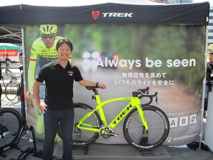TREK(トレック)の田村代表取締役
