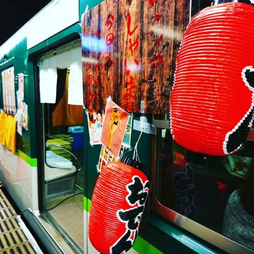 初夏の中之島駅に再び「酒場」が出現!