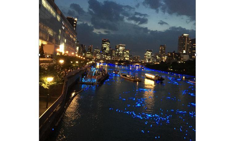 平成OSAKA天の川伝説2017