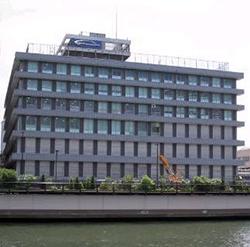 NTTコミュミケーションズ中之島ビル