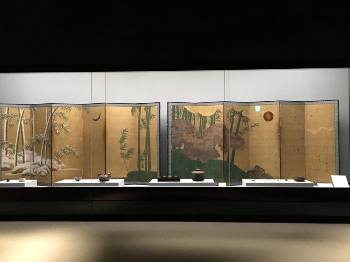 中之島でアートに浸る! ~中之島香雪美術館 開館記念 第Ⅲ期展 茶の道にみちびかれ~