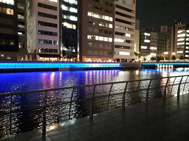 キタハマミズム~ライトアップによるアート空間~